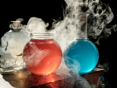 Wizard Potions Party Theme