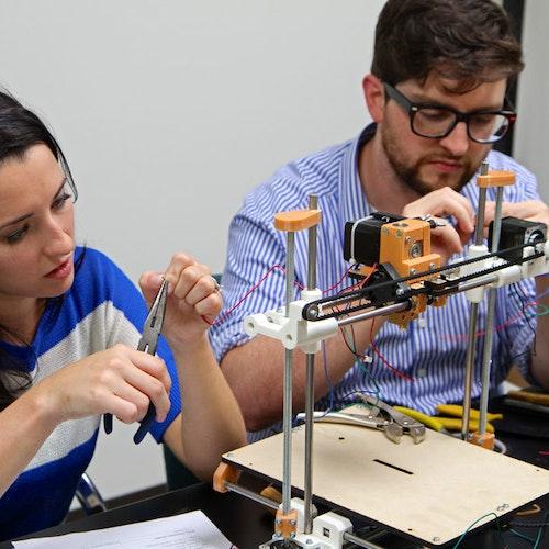 3D Printer Card