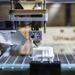 3d printer upclose