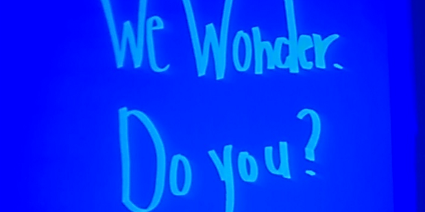 5 We Wonder Do You