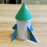 8 Antacid Rocket