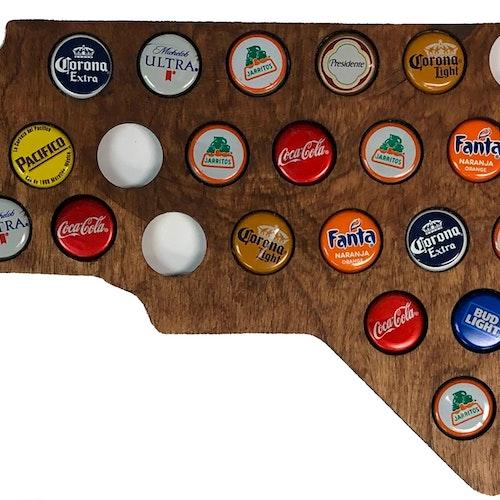 Bottle-Cap-Map-Alone