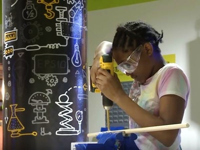 Carolina Impact Girls In Stem