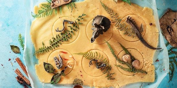 DIY Fossil pic