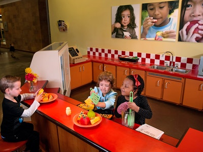 Exhibitions I Can Be Healthy Cafe Kids