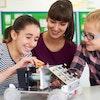 Girls In Stem Robotics 3