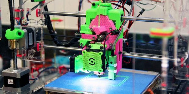 Jellybox Printer 3