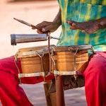 Man-playing-drums-fiesta