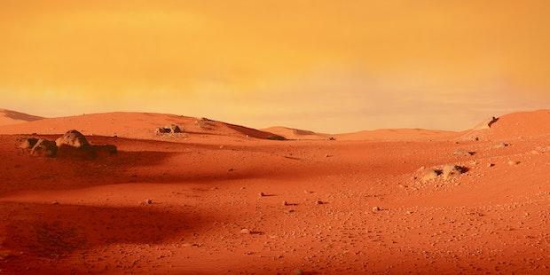 Mars Quest