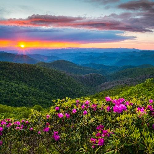 NC-mountains