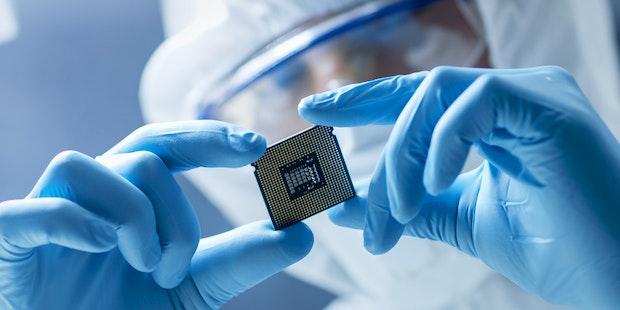 Nano tech in lab