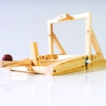 Catapult wooden