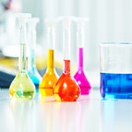 Chemistry-beekers-lab