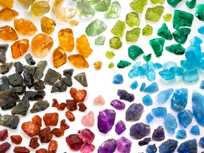Gem-stones