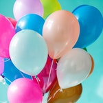 Helium Balloons Gas Laws