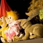 Puppet Show Card