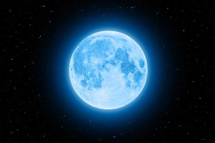 4 blue moon