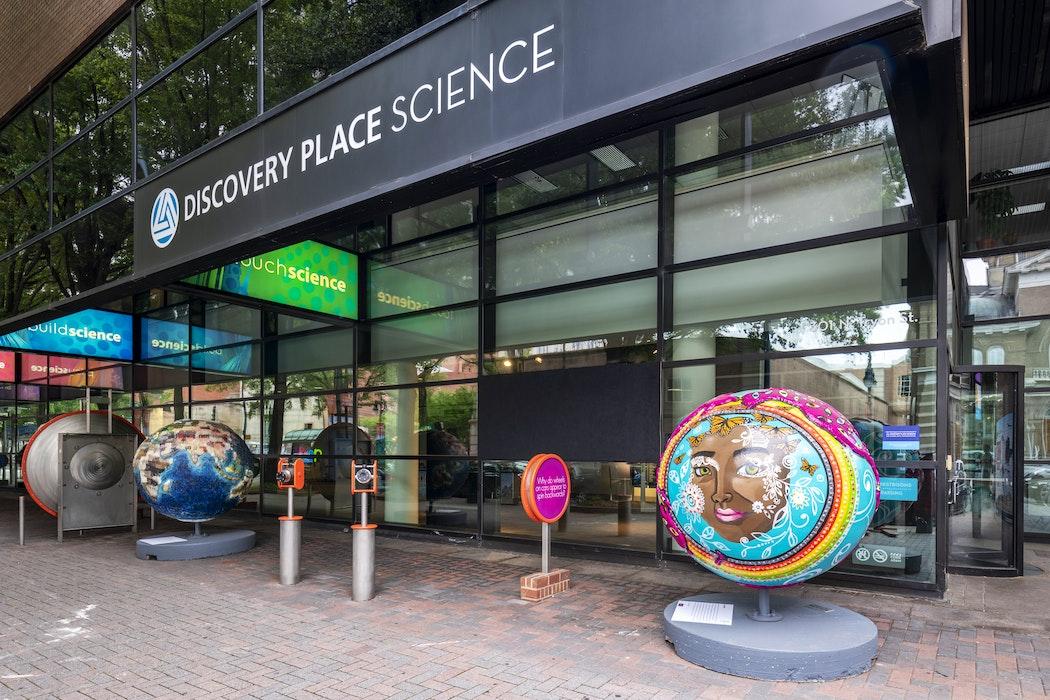Cool Globes at DP N Tryon
