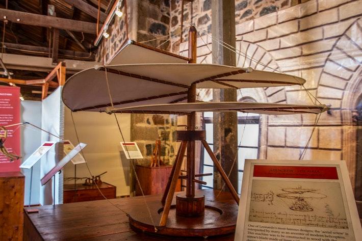 Da Vincis Machines