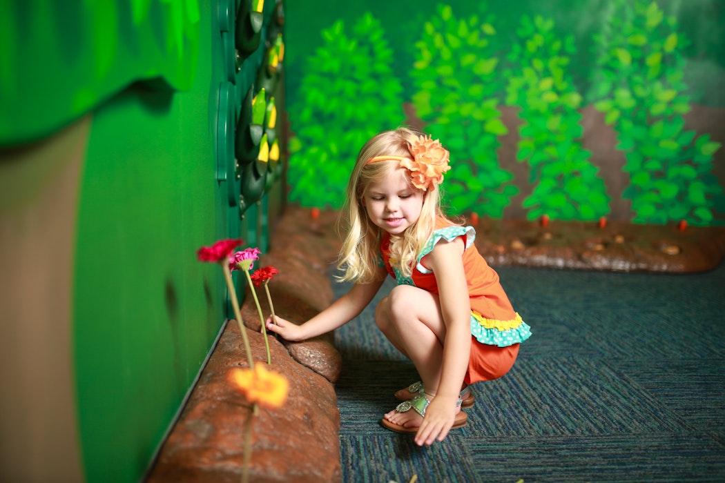 Exhibitions I Can Grow Girl Garden