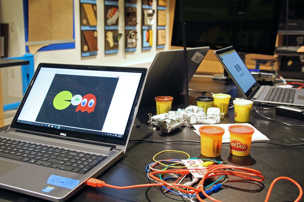 Thinkerspace Makeymakey Web