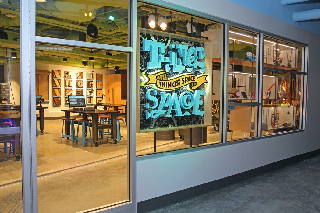 Thinkerspace Exterior Web