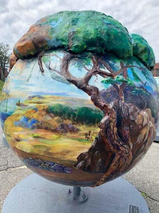 Urban greening tree of life