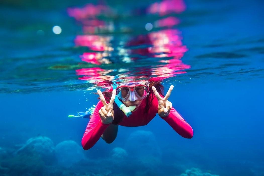 Snorkeling-cuba