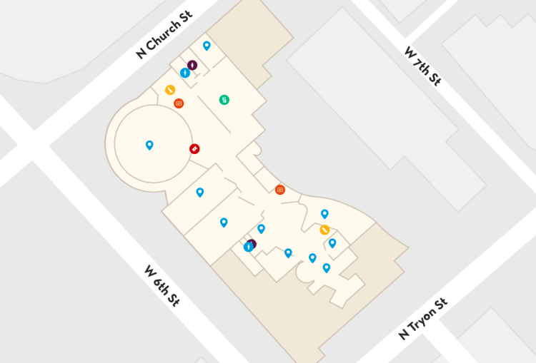 Museum Map