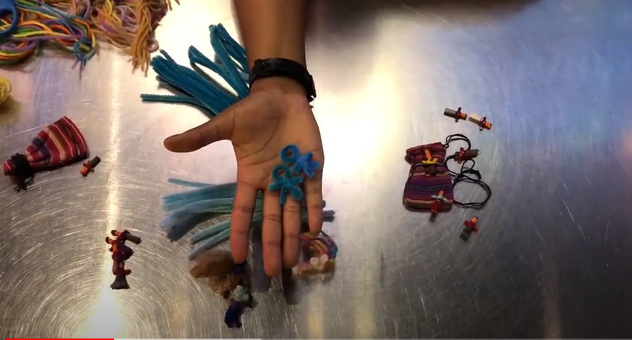 YT Worry Dolls